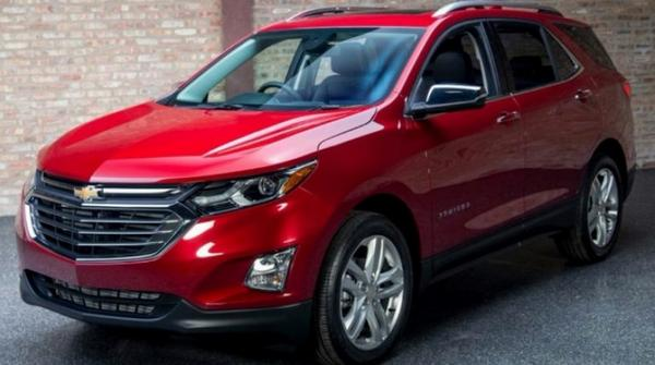 new chevrolet equinox 2021 price specification interior