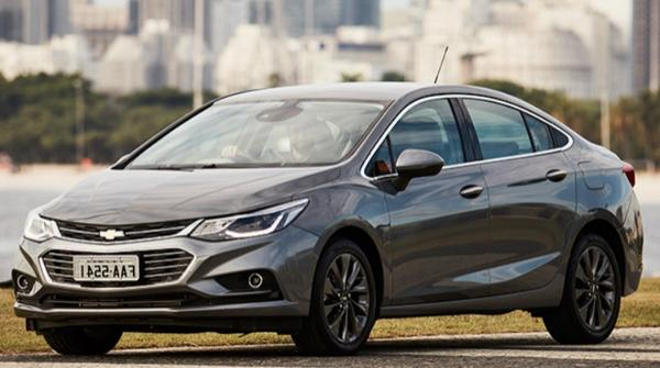 New Chevrolet Cruze 2021: Prices, Photos and Versions