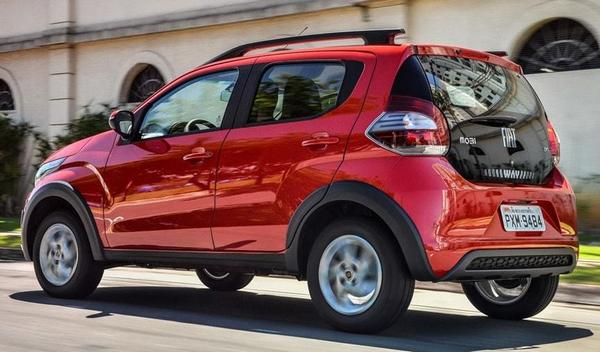 New Fiat Mobi 2021