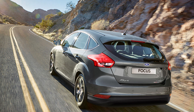 New Ford Focus 2021