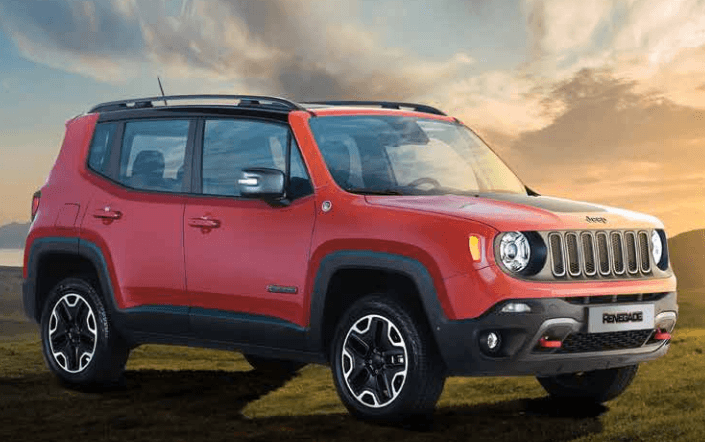 jeep renegade 2021 new photos prices versions details