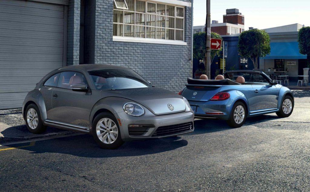 New Beetle 2021