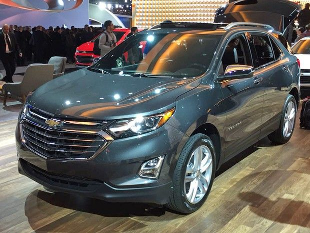 New Chevrolet Equinox 2021: Price, Specification, Interior