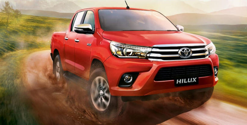 New Hilux 2021