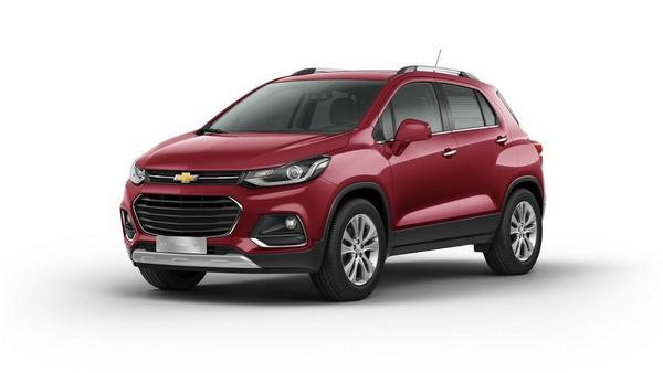new chevrolet tracker 2021 prices photos and versions