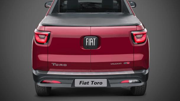 Fiat Toro 2021