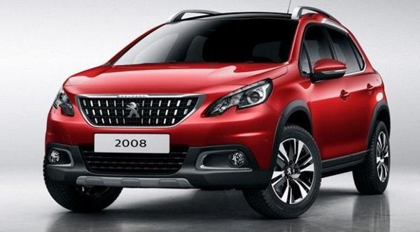 New Peugeot 2008 2021