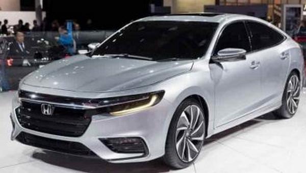 Honda 2021 New Car