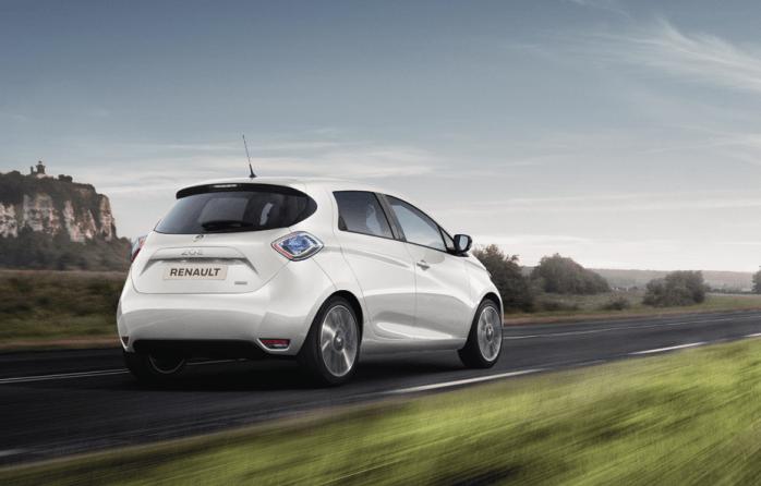Renault Zoe 2021