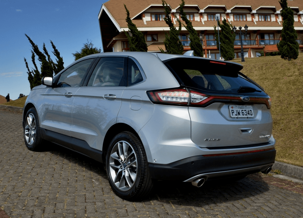 ford edge 2021 see versions prices visual datasheet