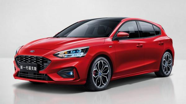 2021 Ford Focus New Review