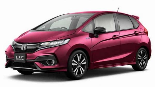 New Honda Fit 2021 Price Versions Details