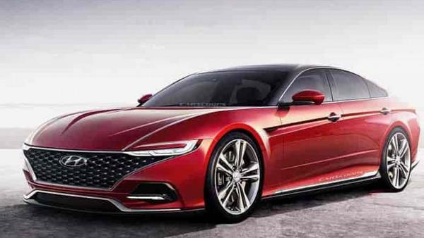 2021 Hyundai Azera Redesign and Concept