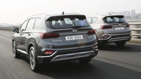 Hyundai Santa Fe 2021: PHOTOS, Fact Sheet, Prices, Versions
