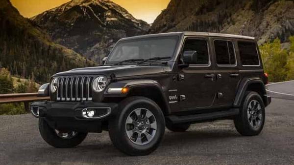 2021 The Jeep Wrangler Exterior