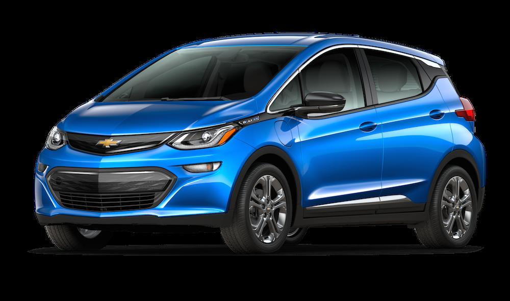 Chevrolet Bolt 2021