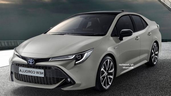 2021 Toyota Altis Price