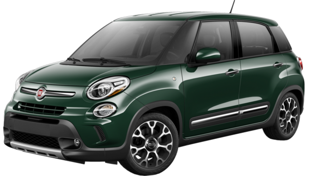 2021 Fiat 500L Price and Review