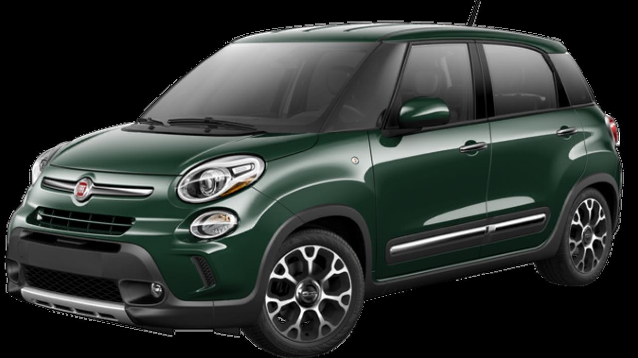 2021 Fiat 500L Price