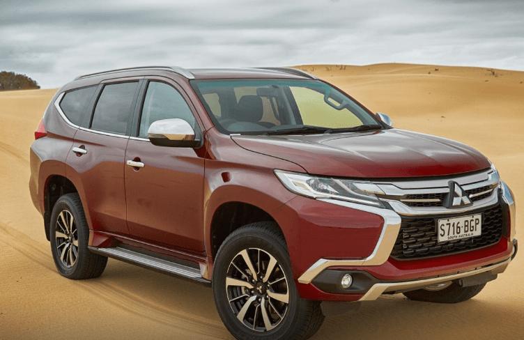 New Mitsubishi Pajero Dakar 2021