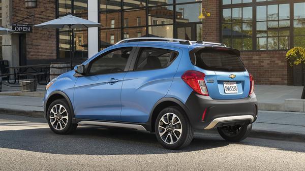 New Chevrolet Spark 2021