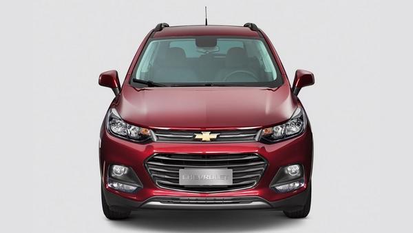 New Chevrolet Tracker 2021