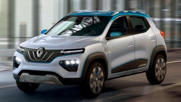 Bild 2021 Renault Kwid