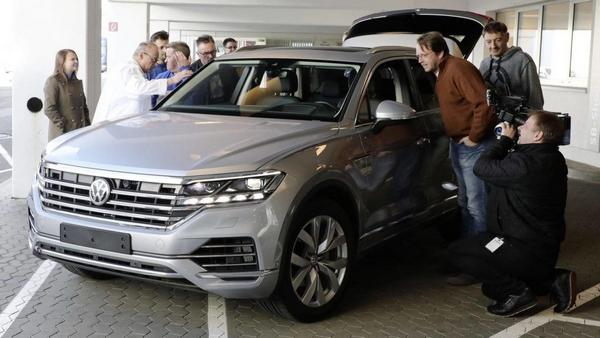 Volkswagen Touareg 2021 Prices Photos And Versions