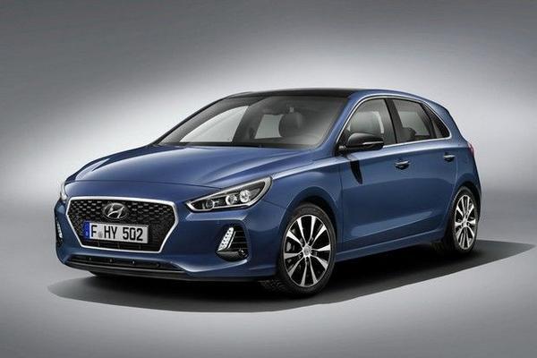 New Hyundai i30 2021
