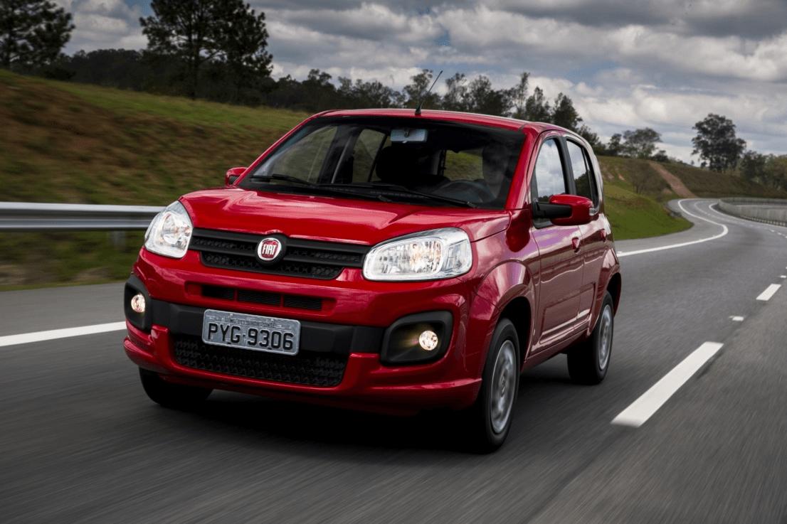 Fiat Uno 2021