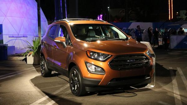 Ford EcoSport 2021: Prices, Photos, and Downloads