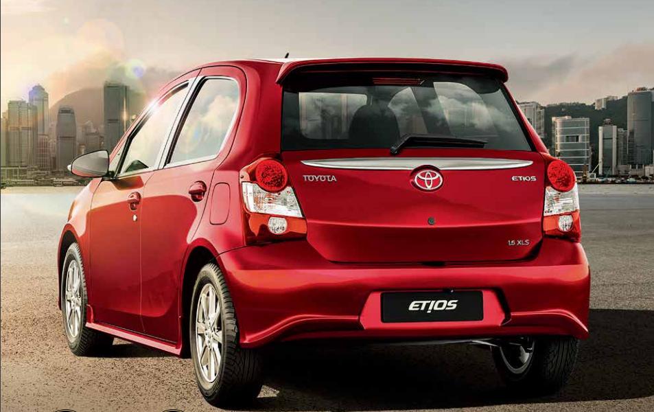 Toyota Etios 2021