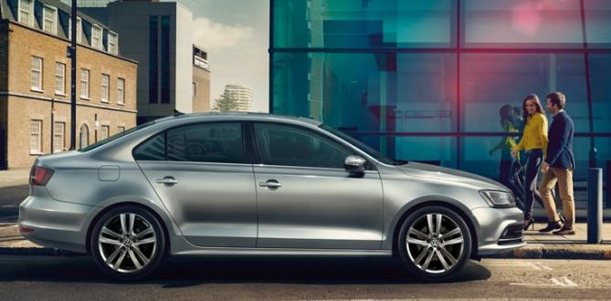 New VW Jetta 2021