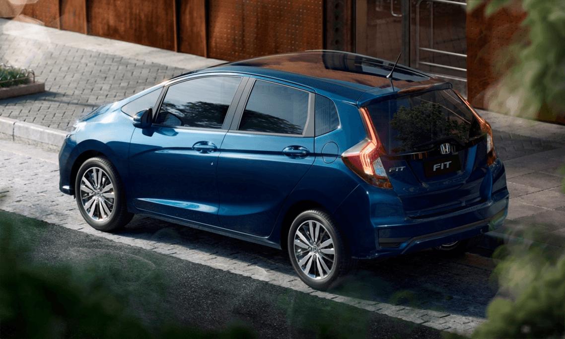 honda fit 2021 - car wallpaper