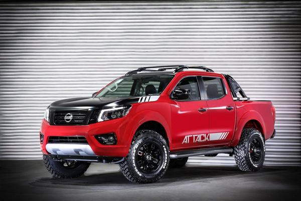 Nissan Frontier Attack 2021 Price Engine Technical Sheet