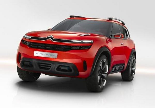 Citroën Aircross 2021