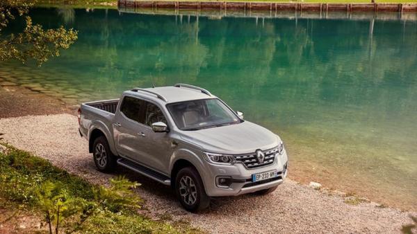 Renault Alaskan 2021