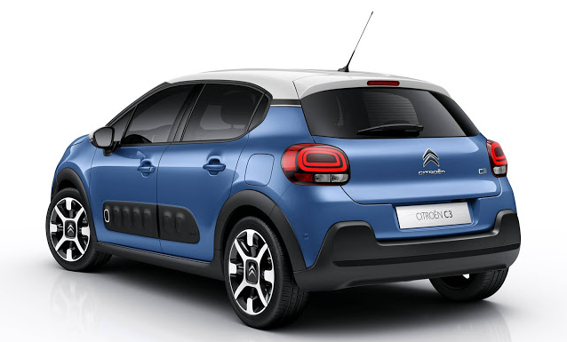 New Citroën C3 2021