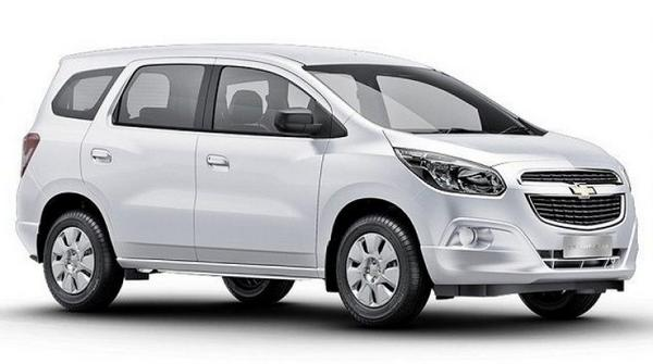 Chevrolet Spin 2021 Prices Photos And Versions