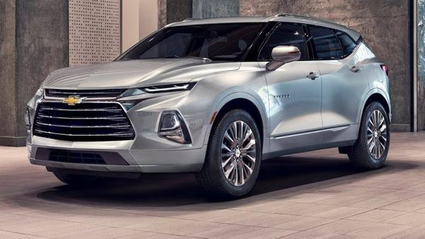 Chevrolet Blazer 2021: New Generation, Prices, Data Sheet ...