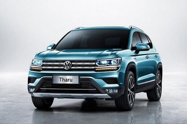 Volkswagen Tarek 2021