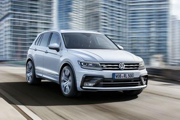 New VW Tiguan 2021