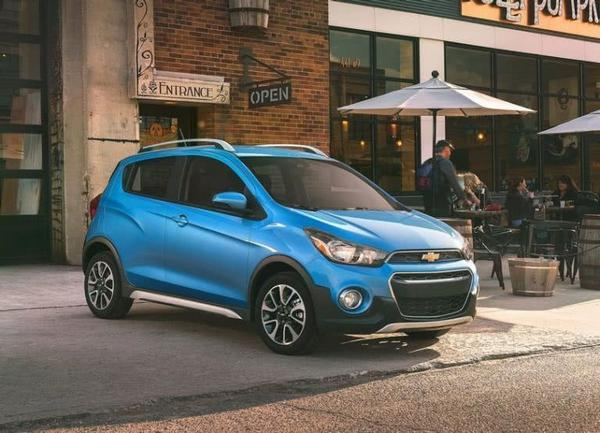 New Chevrolet Spark 2021 Prices Photos And Versions