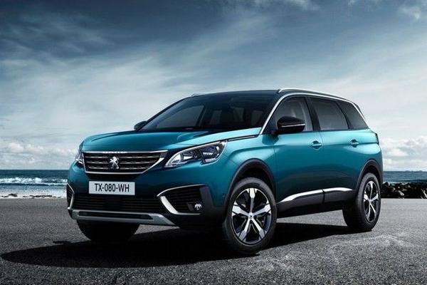 Peugeot 5008 2020 Prices Specs Consumables Photos