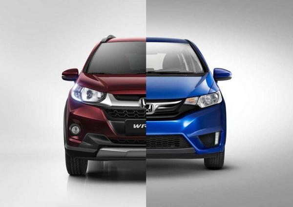 Honda WRV 2021