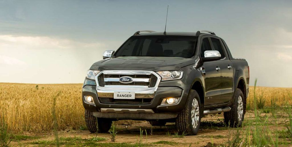 New Ford Ranger 2021