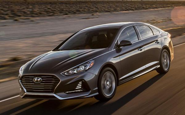 New Hyundai Sonata 2021