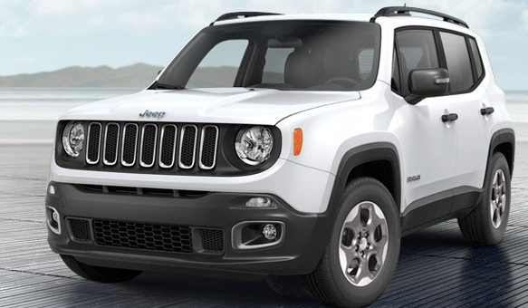 New Jeep Renegade 2021