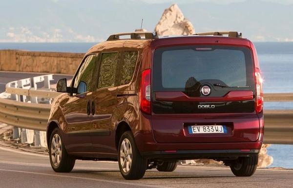 New Fiat Doblo 2021