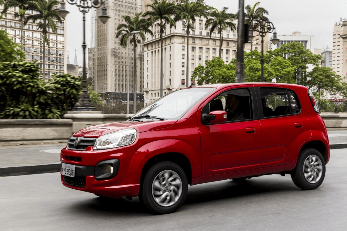 Fiat Uno 2021  Equipment  Prices  Versions  Technical Sheet
